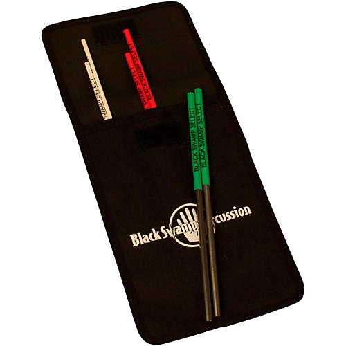 Black Swamp Percussion Select Triangle Beaters with Nylon Case