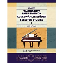 Editio Musica Budapest Selected Studies V1-pno EMB Series