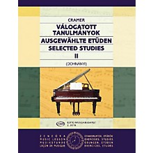 Editio Musica Budapest Selected Studies V2-pno EMB Series