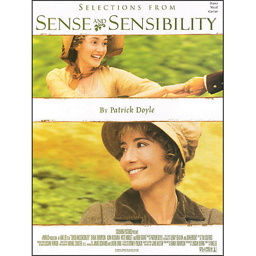 Hal Leonard Selections From Sense And Sensibility arranged for piano, vocal, and guitar (P/V/G)