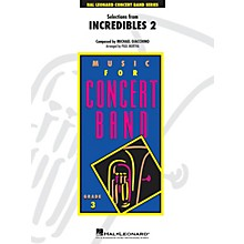 Hal Leonard Selections from Incredibles 2