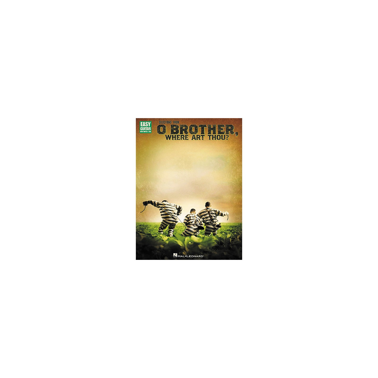 Hal Leonard Selections from O Brother Where Art Thou Easy Guitar Tab Songbook