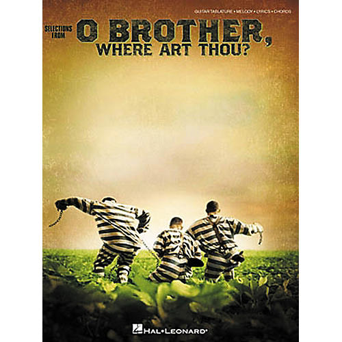 Hal Leonard Selections from O Brother, Where Art Thou? Music Book