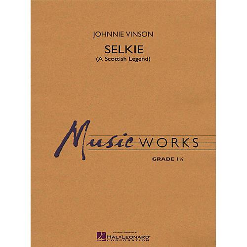 Hal Leonard Selkie (A Scottish Legend) Concert Band Level 1