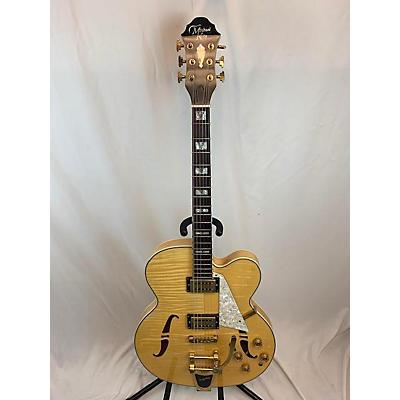 Michael Kelly Semi Hollow Hollow Body Electric Guitar