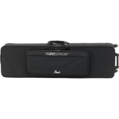 Pearl Semi-hard Side Rolling Case with Storage for EM1, Mounts & Hardware