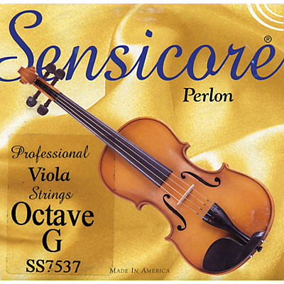 Super Sensitive Sensicore Viola Octave String Set for ChinCello