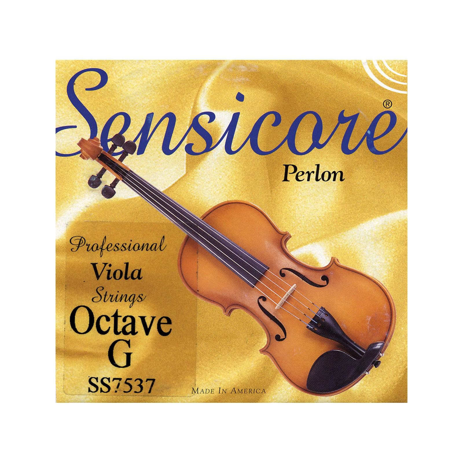 Super Sensitive Sensicore Viola Octave String Set for ChinCello
