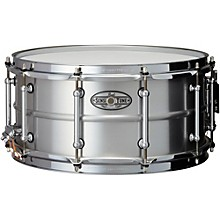 Pearl Sensitone Beaded Seamless Aluminum Snare Drum
