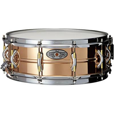 Pearl Sensitone Phosphor Bronze Snare Drum