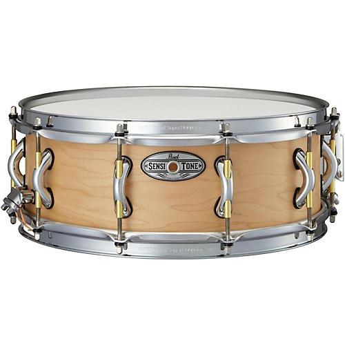 pearl sensitone premium maple snare drum musician 39 s friend. Black Bedroom Furniture Sets. Home Design Ideas