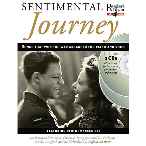 Music Sales Sentimental Journey Music Sales America Series Softcover with CD