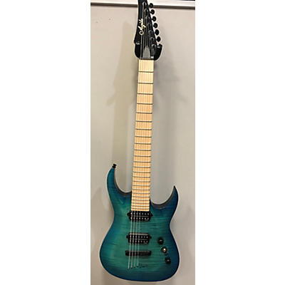 Agile Septor 727 Solid Body Electric Guitar