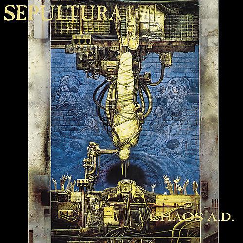 Alliance Sepultura - Chaos A.d.