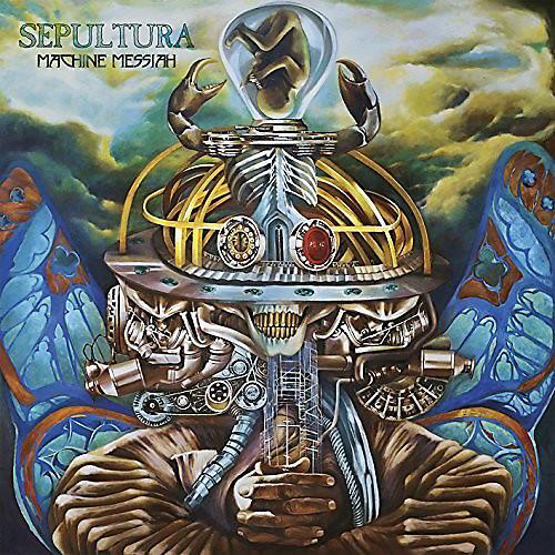 Alliance Sepultura - Machine Messiah