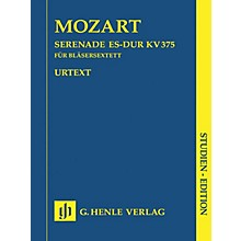 G. Henle Verlag Serenade in Eb Major K375 (Study Score) Henle Study Scores Series Softcover by Wolfgang Amadeus Mozart