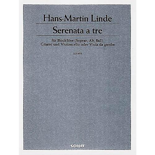 Schott Serenata 3 Recorders Schott Series