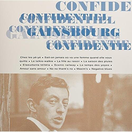 Alliance Serge Gainsbourg - Confidentiel