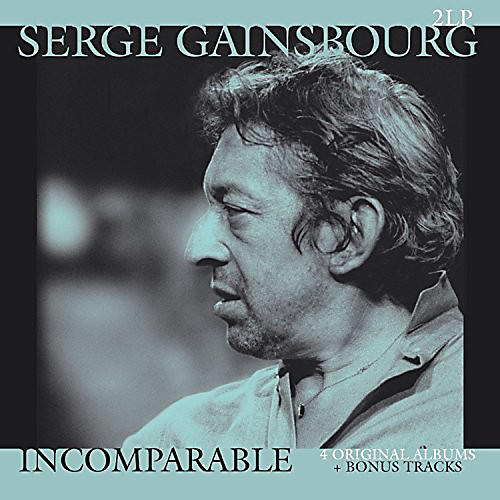 Alliance Serge Gainsbourg - Incomparable: 4 Original Albums