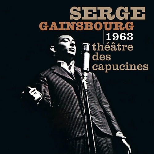Alliance Serge Gainsbourg - Theatre Des Capucines