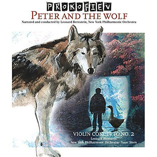 Alliance Sergei Prokofiev - Peter & The Wolf / Violin Concerto 2