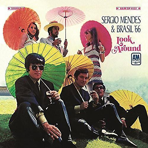 Alliance Sergio Mendes & Brasil 66 - Look Around