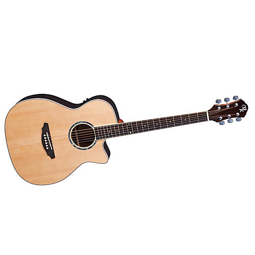 Michael Kelly Series 10 Folk Cutaway Acoustic-Electric Guitar