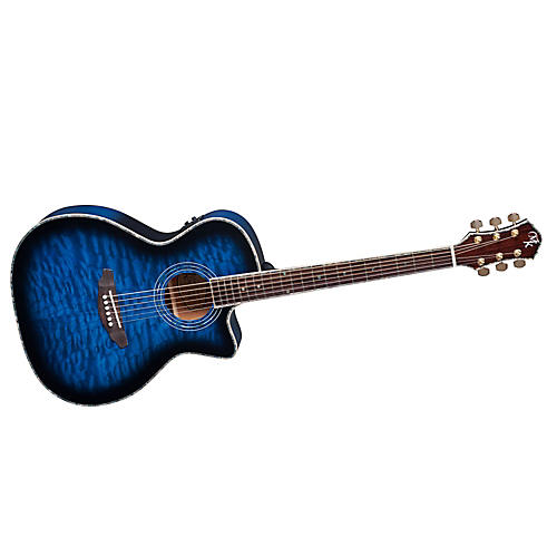Michael Kelly Series 15 Arena Cutaway Acoustic-Electric Guitar