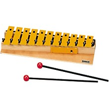 Series 1600 Orff Glockenspiels Diatonic Soprano Unit Only, Gsd
