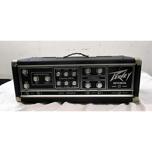 Series 400 Bass Amp Head