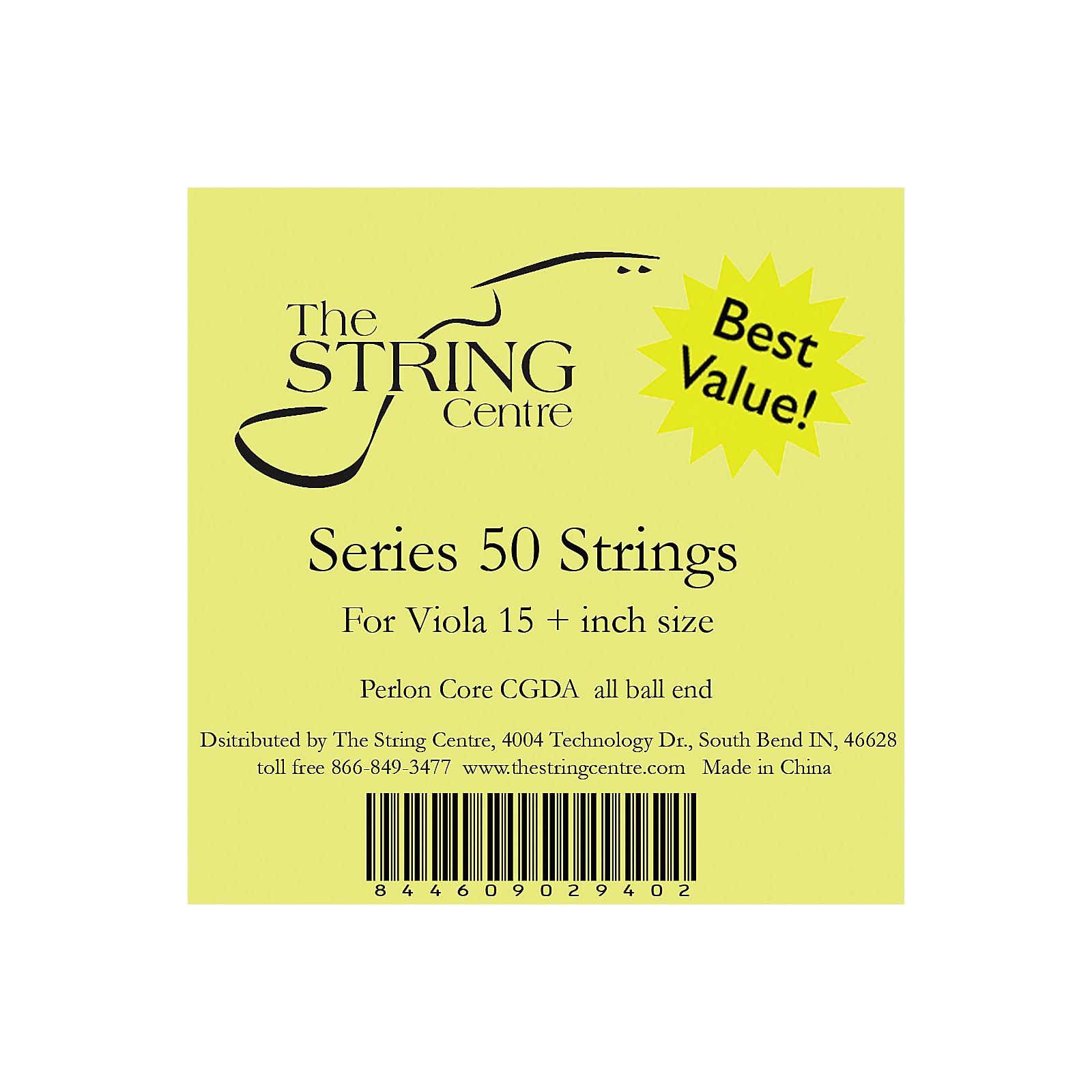 The String Centre Series 50 Viola String Set