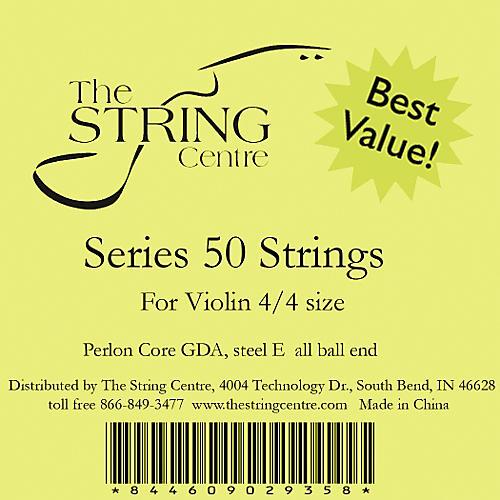 The String Centre Series 50 Violin string set 4/4 Size