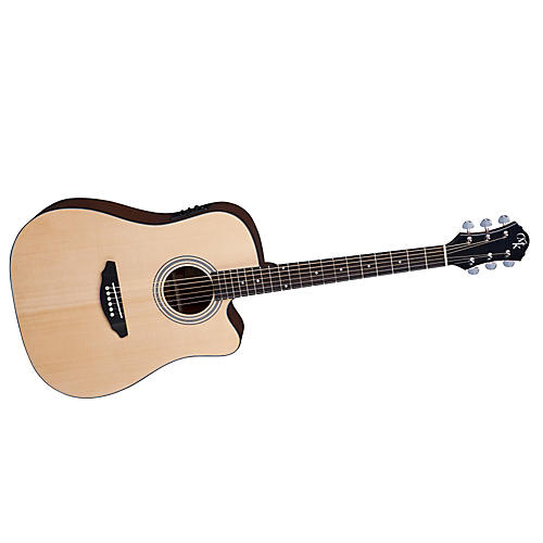 Michael Kelly Series 52 Dreadnaught Cutaway Acoustic-Electric Guitar
