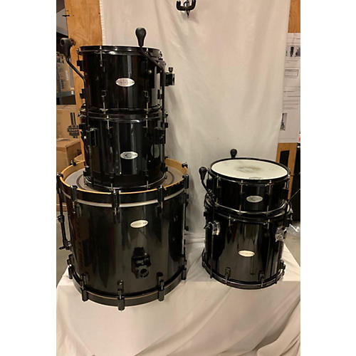 DrumCraft Series 6 Drum Kit Black