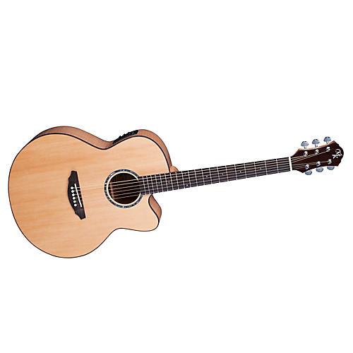 Michael Kelly Series 60 Jumbo Solid Top Cutaway Acoustic-Electric Guitar