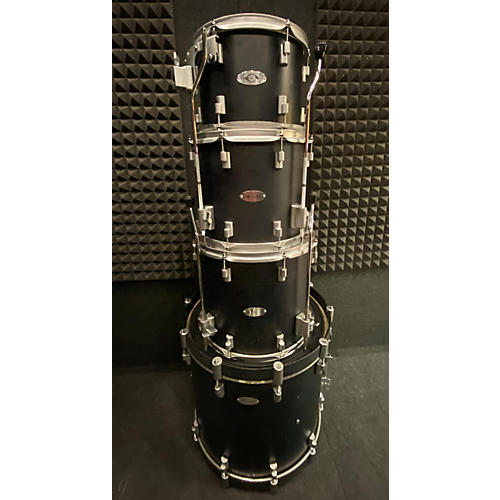 DrumCraft Series 8 Drum Kit Satin Black