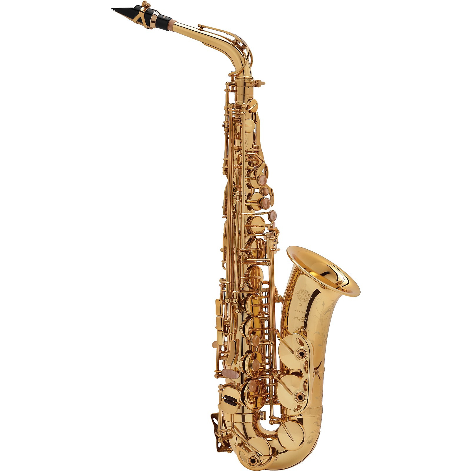 Selmer Paris Series III Model 62 Jubilee Edition Alto Saxophone