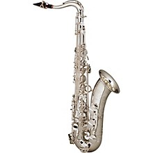 Series III Model 64 Jubilee Edition Tenor Saxophone 64JS - Silver Plated