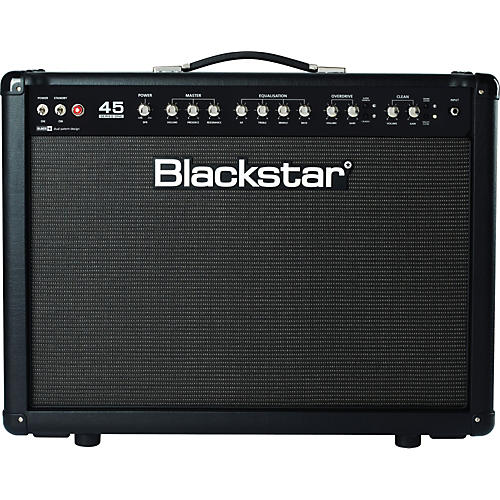 blackstar series one 45 45w 2x12 tube guitar combo amp musician 39 s friend. Black Bedroom Furniture Sets. Home Design Ideas