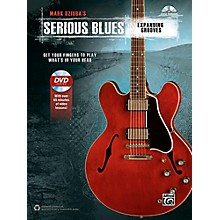 Alfred Serious Blues Expanding Grooves Book & DVD