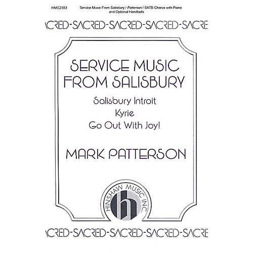 Hinshaw Music Service Music from Salisbury SATB composed by Mark Patterson