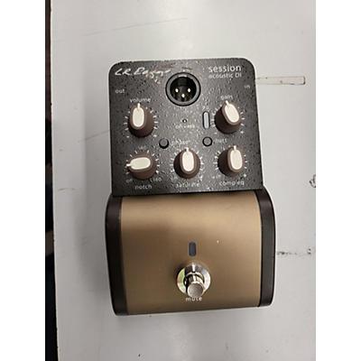 LR Baggs Session DI Box Pedal