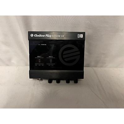 Native Instruments Session IO Audio Interface