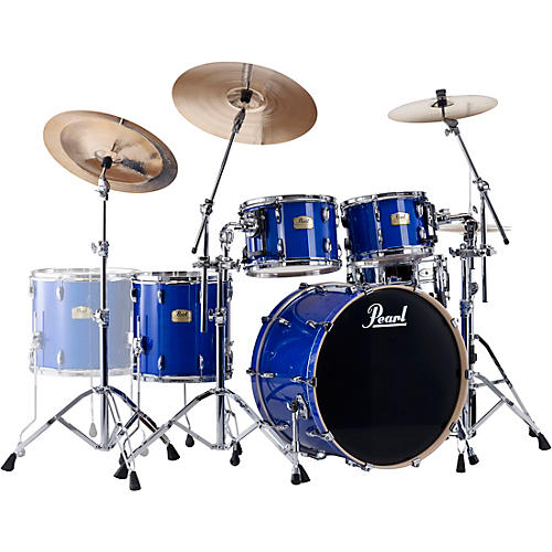 Pearl Session Studio Classic 4-Piece Shell Pack with 24
