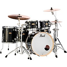 Session Studio Select Series 5-Piece Shell Pack Black Halo Glitter