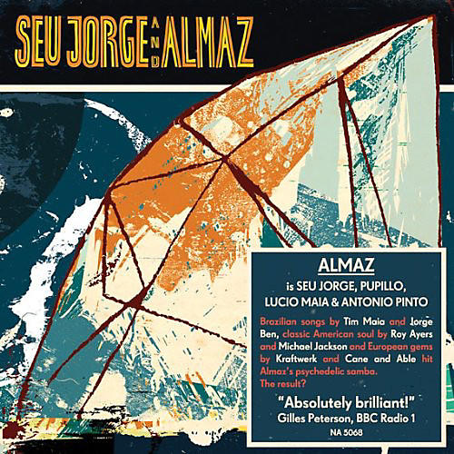 Alliance Seu Jorge - Seu Jorge and Almaz