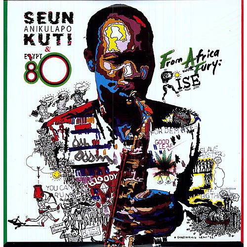 Alliance Seun Kuti - From Africa with Fury: Rise