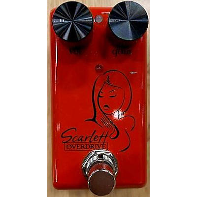 Red Witch Seven Sisters Scarlett Effect Pedal
