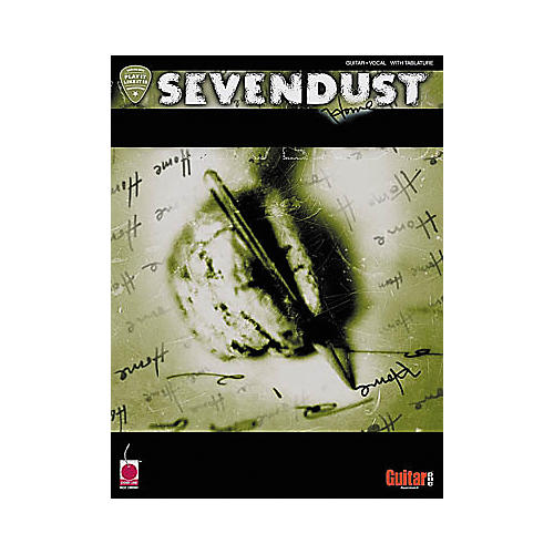 Cherry Lane Sevendust Home Guitar Tab Songbook