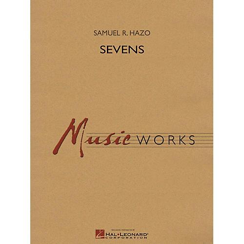 Hal Leonard Sevens Concert Band Level 4-5 Composed by Samuel R. Hazo